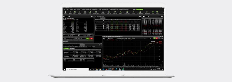 IQ Edge, l'application d'analyse offerte gratuitement par Questrade