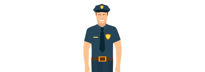 emplois payant policier