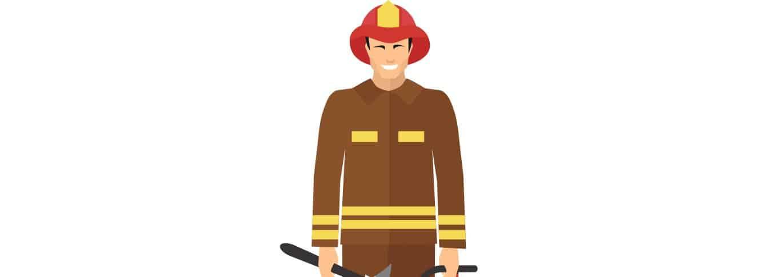 emplois payant pompier