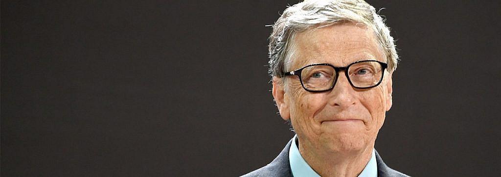 Bill Gates, fondateur et propriétaire majoritaire de Microsoft