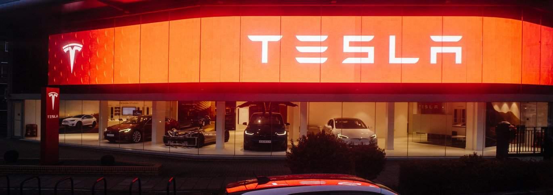 action de Tesla Inc.