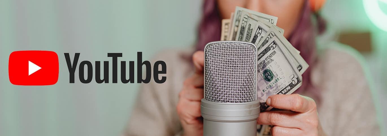 Comment faire de l'argent sur YouTube?